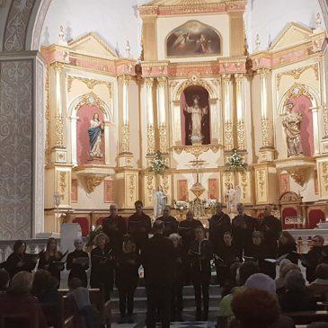 Original y aplaudido concierto del Coro Ciudad de Almería