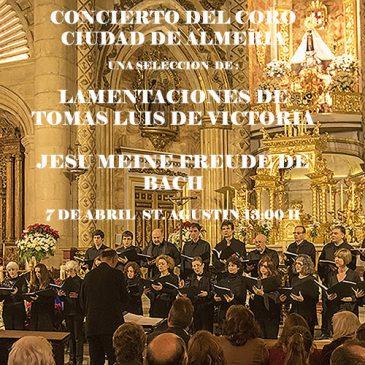 Concierto en St. Agustín el próximo domingo