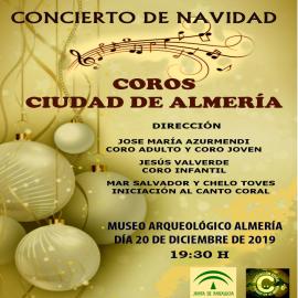 Concierto Navidad 2019