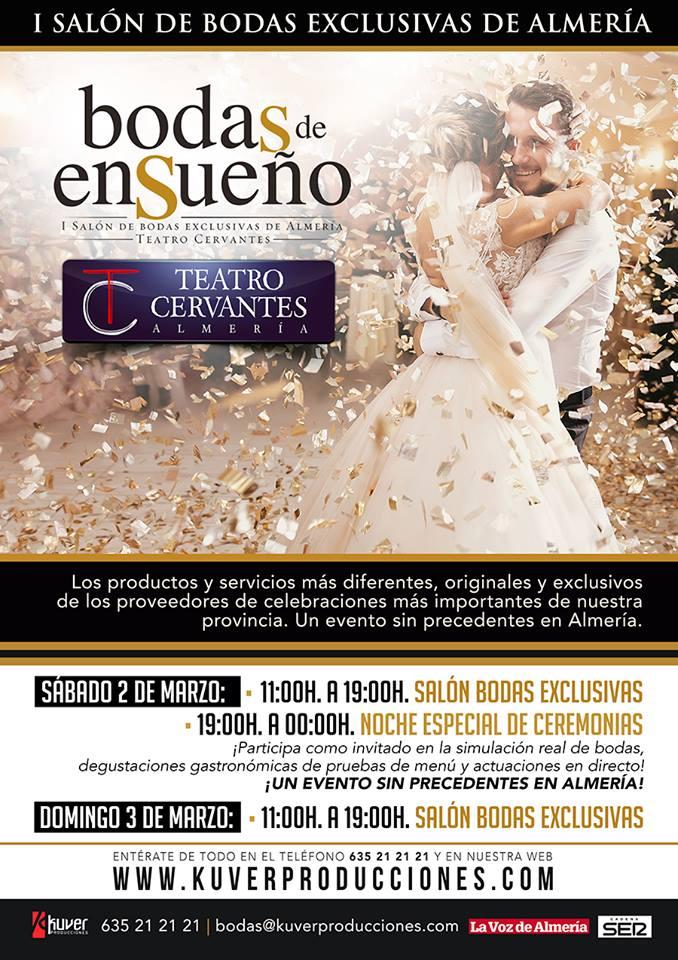 Coro Ciudad de Almería en el Salón Bodas de Ensueño