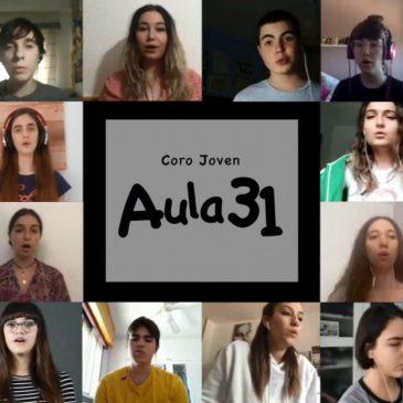 """El Coro Joven  se """"une"""" para interpretar Zombie"""
